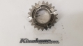 Gear, 4Th Pinion (22T) (Yamaha YZF450 2010)  2S2-17141-00-00
