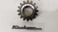 SOLID GEAR 2.G. 07 750-2P-16Z (KTM 690 DUKE 2008)  75033002000