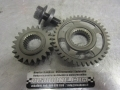 GEAR, BALANCER DRIVE (40T) / GEAR, PRIMARY DRIVE (23T) (HONDA CRF450 2007)  23121-MEB-770 13415-MEB-670 13415-MEN-A10